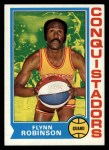 1974 Topps #197  Flynn Robinson  Front Thumbnail