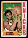 1974 Topps #122  Howard Porter  Front Thumbnail