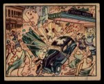 1938 Gum Inc. Horrors of War #12   Chinese Bombs Rain Death in Shanghai Front Thumbnail