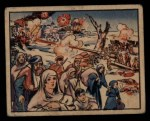 1938 Gum Inc. Horrors of War #45   Surrender of Rebels at Teruel Front Thumbnail