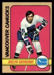 1972 Topps #75  Jocelyn Guevremont  Front Thumbnail