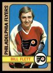1972 Topps #139  Bill Flett  Front Thumbnail