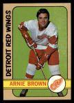 1972 Topps #111  Arnie Brown  Front Thumbnail