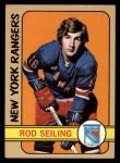 1972 Topps #149  Rod Seiling  Front Thumbnail