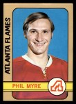 1972 Topps #109  Phil Myre  Front Thumbnail