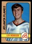 1972 Topps #58  Lew Morrison  Front Thumbnail