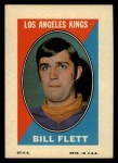 1970 Topps O-Pee-Chee Sticker Stamps #8  Bill Flett  Front Thumbnail