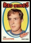 1971 Topps #52  Tim Ecclestone  Front Thumbnail