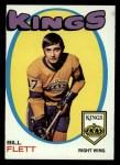 1971 Topps #47  Bill Flett  Front Thumbnail