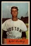 1954 Bowman #130  Milt Bolling  Front Thumbnail
