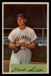 1954 Bowman #188  Frank Smith  Front Thumbnail