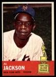 1963 Topps #111  Al Jackson  Front Thumbnail