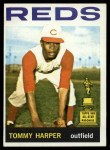 1964 Topps #330  Tommy Harper  Front Thumbnail
