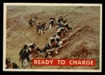 1956 Topps Davy Crockett #66 GRN  Ready To Charge  Front Thumbnail