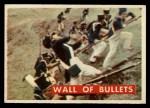 1956 Topps Davy Crockett #68 GRN  Wall of Bullets  Front Thumbnail