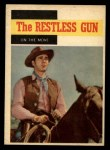 1958 Topps TV Westerns #53   On the Move  Front Thumbnail