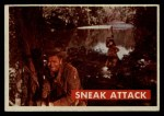 1956 Topps Davy Crockett #26 GRN  Sneak Attack  Front Thumbnail