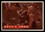 1956 Topps Davy Crockett #63 GRN  Davy's Song  Front Thumbnail