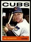 1964 Topps #359  Jim Schaffer  Front Thumbnail