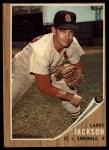 1962 Topps #83  Larry Jackson  Front Thumbnail