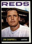 1964 Topps #303  Jim Campbell  Front Thumbnail