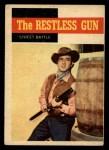 1958 Topps TV Westerns #56   Street Battle  Front Thumbnail