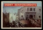 1956 Topps Davy Crockett #73 GRN  Enemy Reinforcements  Front Thumbnail