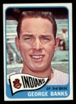 1965 Topps #348  George Banks  Front Thumbnail