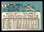 1965 Topps #196  Ron Fairly  Back Thumbnail