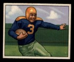 1950 Bowman #9  Tony Canadeo  Front Thumbnail