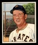1950 Bowman #69  Wally Westlake  Front Thumbnail