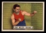 1951 Topps Ringside #64  Ray Miller  Front Thumbnail