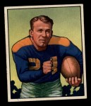1950 Bowman #47  Larry Courtre  Front Thumbnail