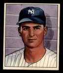 1950 Bowman #47  Jerry Coleman  Front Thumbnail