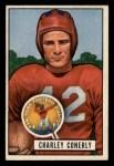 1951 Bowman #56  Charley Conerly  Front Thumbnail