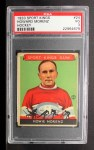 1933 Goudey Sport Kings #24  Howie Morenz   Front Thumbnail