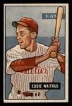 1951 Bowman #28  Eddie Waitkus  Front Thumbnail