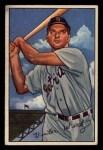 1952 Bowman #39  Vic Wertz  Front Thumbnail
