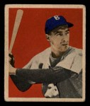 1949 Bowman #73  Billy Cox  Front Thumbnail