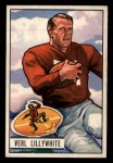 1951 Bowman #33  Verl Lillywhite  Front Thumbnail
