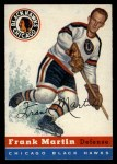 1954 Topps #30  Frank Martin  Front Thumbnail