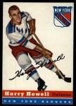 1954 Topps #3  Harry Howell  Front Thumbnail