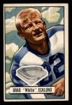 1951 Bowman #81  Brad Ecklund  Front Thumbnail