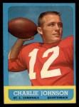 1963 Topps #146  Charlie Johnson  Front Thumbnail