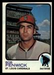 1973 Topps #567  Bob Fenwick  Front Thumbnail
