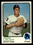 1973 Topps #390  Mickey Lolich  Front Thumbnail