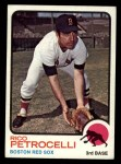 1973 Topps #365  Rico Petrocelli  Front Thumbnail