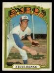 1972 Topps #307  Steve Renko  Front Thumbnail