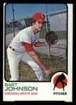 1973 Topps #506  Bart Johnson  Front Thumbnail