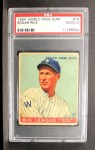 1934 World Wide Gum #18  Sam Rice  Front Thumbnail